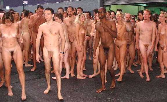 Real Naked Naturists