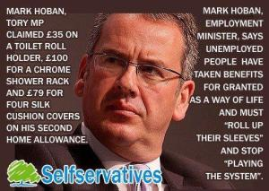mark-hoban-scrounger
