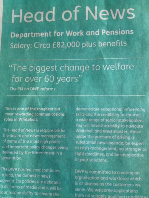 dwp-job-advert