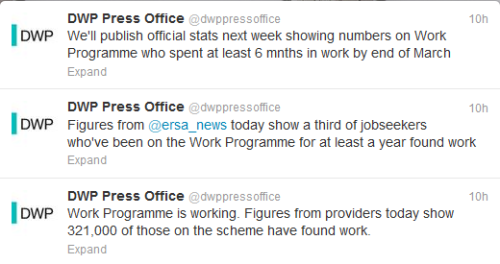 dwp-official-statistics