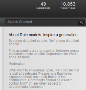 role-models-dwp