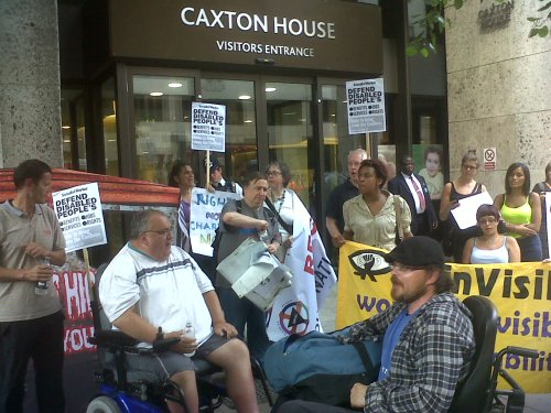 DPAC_DWP_Protest
