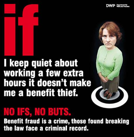 Benefit Fraud The Void