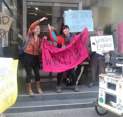ymca-protest