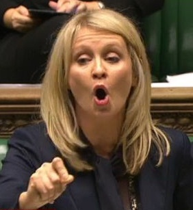 'ROGUE OF THE DAY' - Page 2 Esther-mcvey-2942256