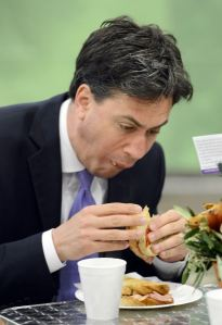 What if the reason Ed Miliband looks and sounds like such a dick is because he is actually a dick?