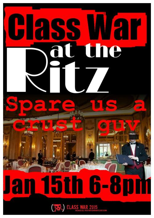 Ritz-classwar