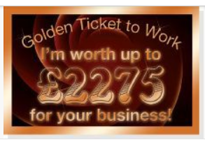 wage-incentive-goldenticket