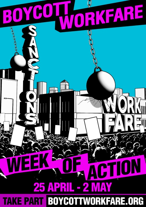 Boycott-Workfare-action