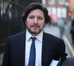 Meet your class enemy.  Public school toff Lloyd Embley is editor of the Sunday and Daily Mirror