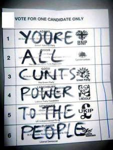 spoilt-ballot