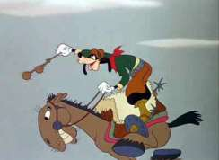 goofy-on-horse